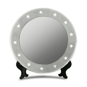Тарелка для сублимации металлическая звезды в Бресте