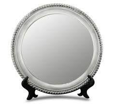Тарелка для сублимации металлическая в Бресте